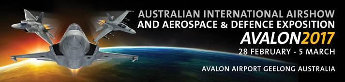 Heuch will be at the Avalon Airshow in 2017